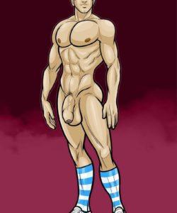 Alex In Bonerland 031 and Gay furries comics