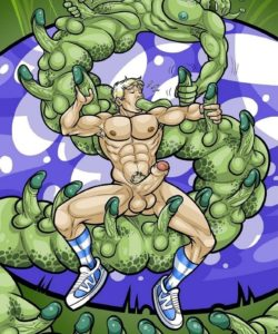 Alex In Bonerland 034 and Gay furries comics