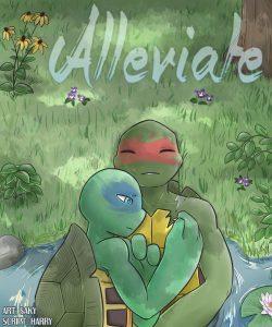 Alleviate 001 Gay Furry Comics