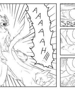 Alpha 1 013 and Gay furries comics