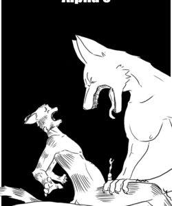 Alpha 3 001 and Gay furries comics
