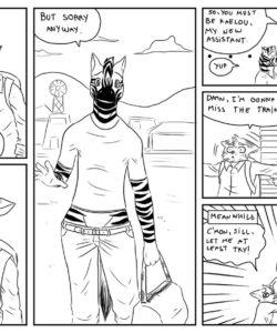 Alpha 4 014 and Gay furries comics