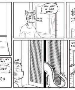 Alpha 6 006 and Gay furries comics