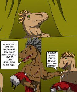 Alpha Raptor 006 and Gay furries comics