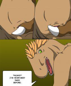 Alpha Raptor 015 and Gay furries comics