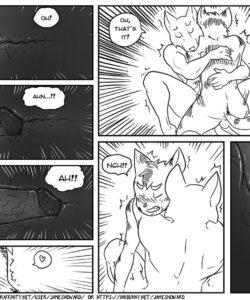 Alpha Zero 1 007 and Gay furries comics