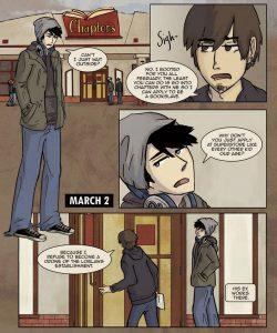 Always Raining Here 008 and Gay furries comics