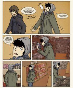 Always Raining Here 009 and Gay furries comics