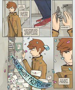 Always Raining Here 028 and Gay furries comics