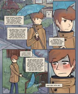 Always Raining Here 032 and Gay furries comics