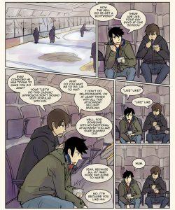 Always Raining Here 043 and Gay furries comics