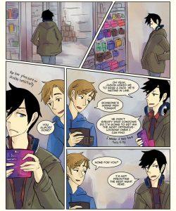 Always Raining Here 048 and Gay furries comics