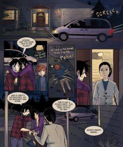 Always Raining Here 074 and Gay furries comics