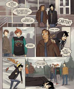 Always Raining Here 080 and Gay furries comics
