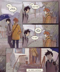 Always Raining Here 090 and Gay furries comics