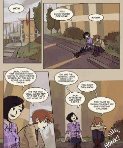Always Raining Here 097 and Gay furries comics