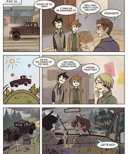 Always Raining Here 104 and Gay furries comics