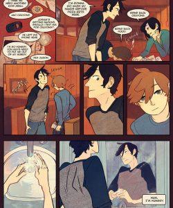 Always Raining Here 136 and Gay furries comics
