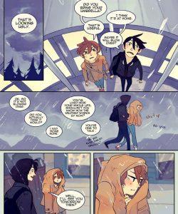 Always Raining Here 142 and Gay furries comics