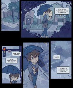 Always Raining Here 184 and Gay furries comics