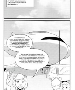 Anton's New Love On The Airship 002 and Gay furries comics