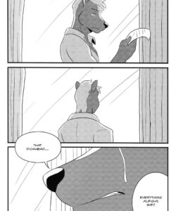 Anton's New Love On The Airship 006 and Gay furries comics