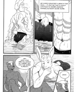 Anton's New Love On The Airship 019 and Gay furries comics