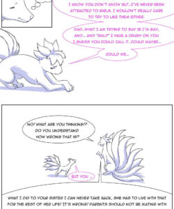 Anything For Your Family - Book 2 Azole 005 and Gay furries comics