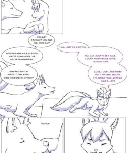 Anything For Your Family - Book 2 Azole 011 and Gay furries comics