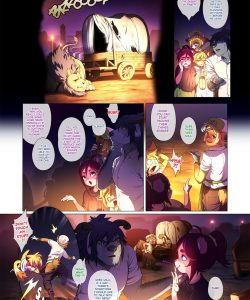 Arcana Tales 2 - The Alchemist And The Beast 031 and Gay furries comics
