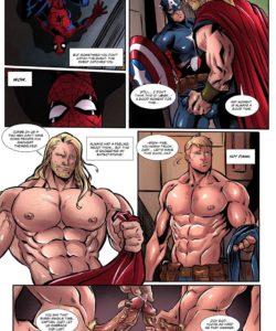 Avengers 1 002 and Gay furries comics
