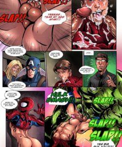 Avengers 1 006 and Gay furries comics