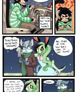 Average Night 011 and Gay furries comics