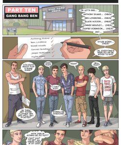 Bang Hard Ben 10 - Gang Bang Ben 001 and Gay furries comics