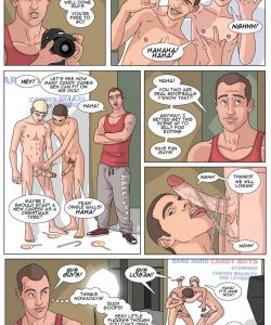 Bang Hard Ben 5 - Behind The Scenes 002 and Gay furries comics