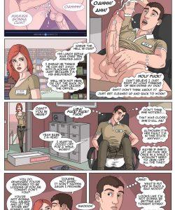 Bang Hard Ben 6 - A Friend In Need 005 and Gay furries comics