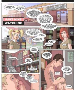 Bang Hard Ben 9 - Watching 001 and Gay furries comics