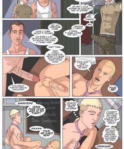 Bang Hard Ben 9 - Watching 005 and Gay furries comics