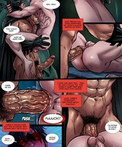 Batboys 2 013 and Gay furries comics