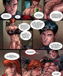 Batboys 2 017 and Gay furries comics