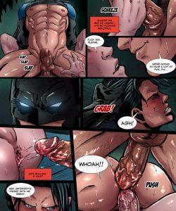 Batboys 2 018 and Gay furries comics