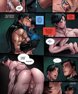 Batboys 2 gay furry comic