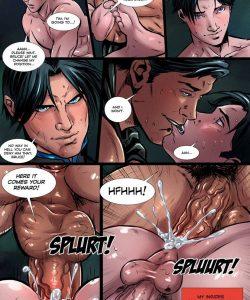 Batboys 2 025 and Gay furries comics