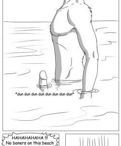 Beach Rules 006 and Gay furries comics