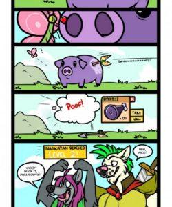 Beast Hunt! Online 002 and Gay furries comics