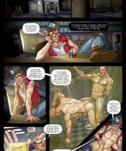 Beautiful Dead 1 005 and Gay furries comics