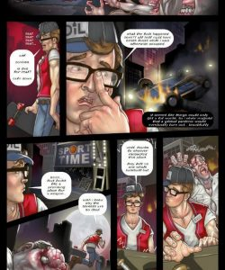 Beautiful Dead 1 008 and Gay furries comics