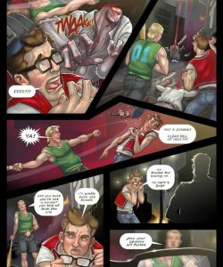 Beautiful Dead 1 009 and Gay furries comics
