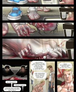 Beautiful Dead 1 012 and Gay furries comics