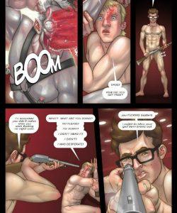 Beautiful Dead 1 021 and Gay furries comics